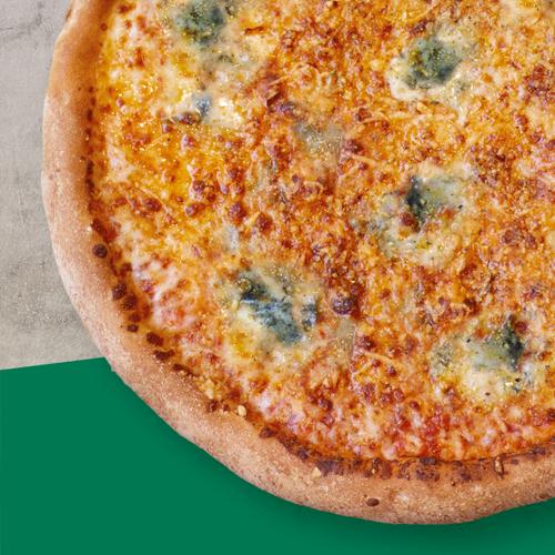 Pizza Especial Queso Azul Grande
